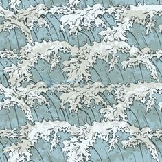 """Résultat de recherche d'images pour """"wave motif kimono"""""""