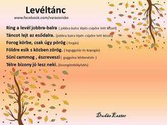 Kindergarten, Poems, Preschool, Relax, Minden, Autumn, Fall Season, Poetry, Kid Garden