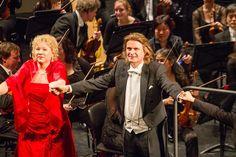 Heldentenor Vogt begeistert bei Wagner-Gala