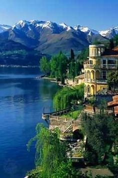 Lake Como- Italy