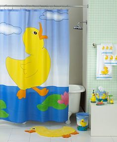 rubber duck bathroom collection   Paradigm Duck Collection - Bath Accessories - Bed & Bath - Macy's