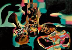 Joan Miró, Still Life with Old Shoe, 1937