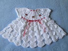 vestido croche bebe - Pesquisa Google