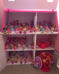 Mini #Lalaloopsy #collection belonging to KariCacao #lalaloopsycollection