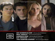 'The Vampire Diaries' Writers Wanted Caroline And Stefan to Reunite? - http://www.hofmag.com/vampire-diaries-writers-wanted-caroline-stefan-reunite/159991