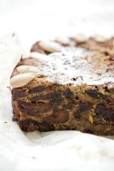 Organic Christmas Cake : The Healthy Chef – Teresa Cutter