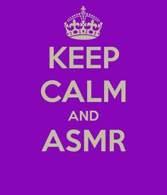 """ASMR has been one of my best discoveries in life. Definitely helps on restless nights. My triggers tend to be with physical touch """"role play"""". Things like ASMR zombie apocalypse or the Halloween roleplays. Debate Memes, Keep Calm And Study, Speech And Debate, Autonomous Sensory Meridian Response, Sleep Relaxation, Sleep Help, Keep Calm Quotes, Asmr Video, Ways To Relax"""