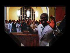 "▶ ""Safe In His Arms"" Rev. Milton Brunson & The Thompson Community Singers - YouTube"