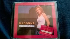 Madonna Love Profusion CD EU 9362 42692 2  W634CD1 Mint Rebel Heart Tour