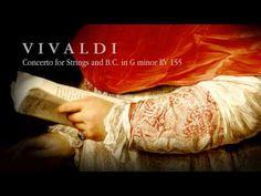 A. VIVALDI, Concerto for 2 Violins, Strings and B.C. in G minor RV 155, La Magnifica Comunità - YouTube G Minor, Classical Music, Rv, Music Videos, Youtube, Baroque, Karma, Musica, Motorhome