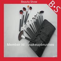 Maquillaje 25pcs cosmética profesional cepillo conjunto / Kit , Belleza / Mejor de cepillo cosmético , bolsa de cuero excelente