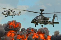 Attack Helicopter, Military Photos, British Army, Air Force, Fighter Jets, Aviation, Aircraft, News, Air Ride