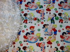 Girl Baby Kids Boy Michael Miller Candy Shop Retro by Dayzeez. $36.95, via Etsy.