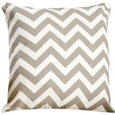 Bollin Chevron 100% Cotton Throw Pillow Reviews ❤ liked on Polyvore featuring home, bed & bath, bedding, blankets, chevron stripe bedding, zig zag bedding, cotton blankets, chevron pattern bedding and cotton bed linen