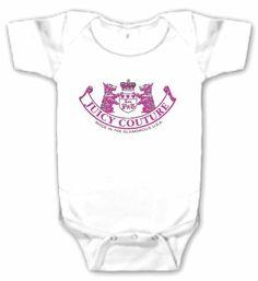 Juicy Couture Baby Onesie « Clothing Impulse