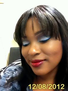 Another marykay look using all marykay cosmetic