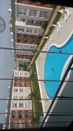 havuz sefası cambalkon