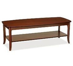 Coffee Tables, Small Coffee Tables & Wood Coffee Tables   Pottery Barn