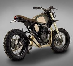 'MUXIMA' Honda FMX650 by Ton-Up Garage