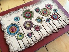 Most current Free of Charge Slab Pottery creative Strategies Clay Wall Art, Ceramic Wall Art, Ceramic Clay, Polymer Clay Kunst, Polymer Clay Crafts, Slab Pottery, Ceramic Pottery, Keramik Design, Clay Tiles