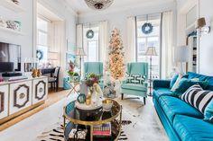 Home-Styling | Ana Antunes: O meu natal para a Revista Caras * My christmas for Caras magazine Living Spaces, Living Room, Designers Guild, Sweet Home, Interior Design, House Styles, Portuguese, Home Decor, Xmas Gifts