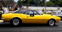 Big Bad Blown 1967 Chevrolet Camaro | Drag Racing