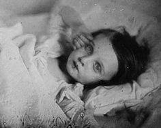 Victorian post-mortem photography