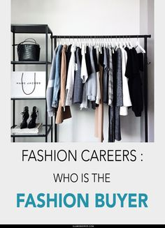 The role of the fashion buyer , one of the most important career in fashion  #fashionjob #fashionbuyer #fashioncareer