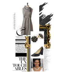 Michelle Obama Style, created by onlineshoppingusa on Polyvore