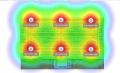 Nos dias 12 à 15 de Junho Aconteceu a 3° Feira de Calçados e confecção e acessórios do Norte do Paraná Locação e instalação de: Internet Temporária de 100Mbps (Fibra Optica Sercomtel, controle de banda e segurança com roteador Mikrotik) para atender aproximadamente 600 conexões (usado access point Ubiquiti PRO) Cobertura de todo Centro de Eventos de Londrina, uma rede para expositores e outra para visitantes Gerenciamento de Conexões e controle de banda