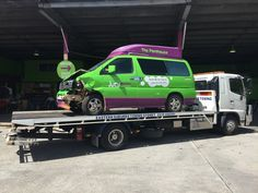 #Towing an #accident #damaged #vehicle from #Botany to #Alexandria Collision Centre in #Alexandria. #Eastern #Suburbs #Towing #Sydney provides #Reliable #towing #services for all leading #insurance #companies & the general #public. For #car and #motorcycle #towing in #Sydney call our friendly team on 0419466591. Check out our website @ www.easternsuburbstowingsydney.com.au