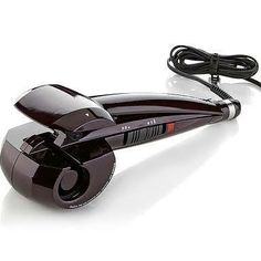 con air infiniti pro automatic curler - this looks cool...but, I think that it may eat my hair. I don't want to find out...but curls that fast is very nice