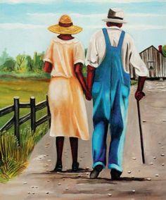 Black Art Painting, Black Artwork, Black Love Art, Black Girl Art, Art Love Couple, African American Artwork, Afrique Art, Black Art Pictures, Afro Art