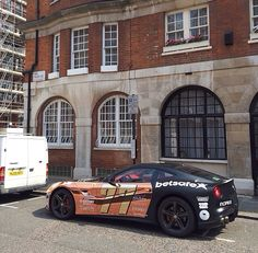 F12 Berlinetta - Ready for the Gumball 3000