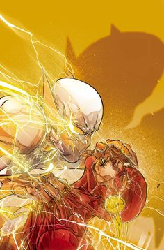 The Flash - Lightning Strikes Twice, Pt. 7: No More Speedsters