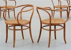 Vintage chairs from Bukowski Market