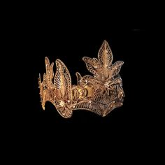 Exquisite Vintage BRIDAL CROWN/Ceremonial by mistyalbion on Etsy, £200.00