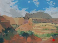 Landscape paintings by Shelley Hull. Landscape Paintings, Canvas, Artists, Tela, Artist, Canvases, Landscape Drawings