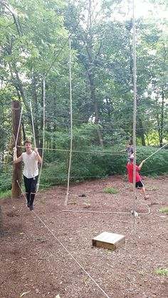 Low ropes 4