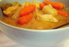 Fast Paleo » Chicken and Vegetable Crock PotStew (To Feed the Masses) - Paleo Recipe Sharing Site