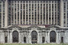 Detroit: Then and Now | Revolt Against the Modern World