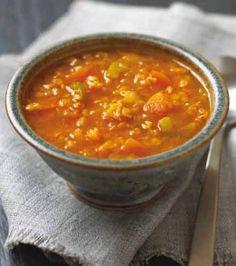 Questo piatto è l'ideale per scaldarsi in una fredda serata invernale. E' salutare, con pochi grassi e veloce da preparare