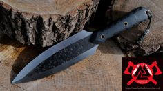 G3survival Viking Spear Throwing Knife by G3survival.deviantart.com on @deviantART