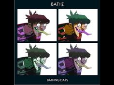 THE BATH Inc. Feat. Murdoc - YouTube