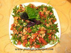 zahter salatasi