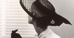 les premiers cannages de Monsieur Dior