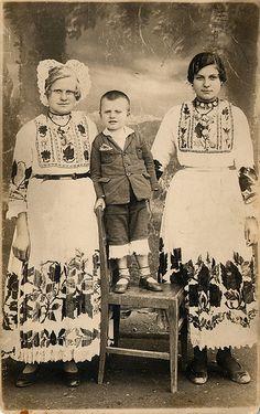 Traditional costume, croatia by marilyn_cvitanic, via Flickr