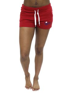 Pretty Girl - Red Jersey Shorts, $9.99 (http://www.shopprettygirl.com/red-jersey-shorts)