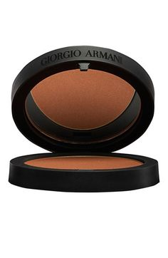 Giorgio Armani Sheer Bronzer 5 Golden Sand Create the glow of sun-kissed skin with Sheer Bronzer, a soft micro-fine bronzing powder. Copper and bronze hues warm skin, creating a sculpted glow with shimmering, honey highlights. Beauty Care, Beauty Makeup, Hair Makeup, Cheek Makeup, Beauty Stuff, Gerard Cosmetics, Becca Cosmetics, Best Bronzer, Face Bronzer