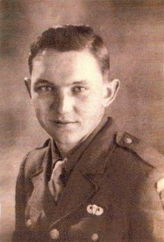 Pfc James M. Coleman, 505th PIR HQ 2, 2nd Battalion - 4 Combat Jumps